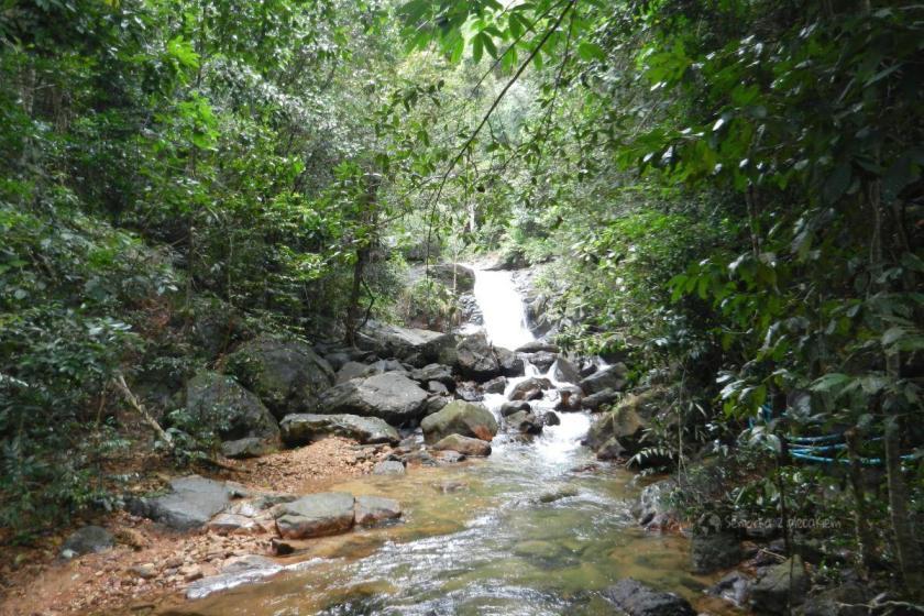Wodospad Klongnonsi na Ko Chang
