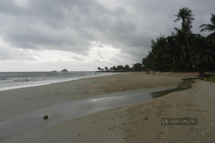 Plaża na Ko Chang