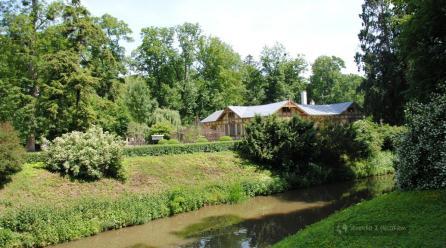 Ogród Pałacowy w Kromieryż