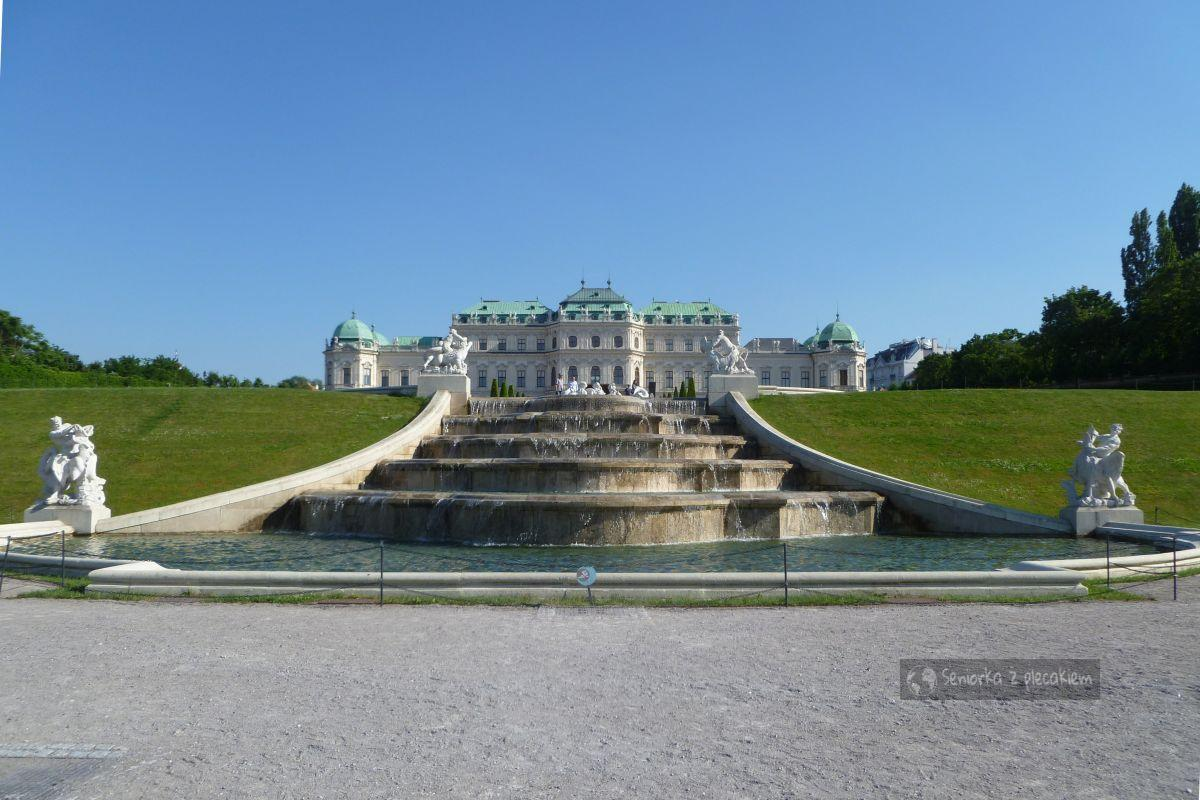 Wycieczka do Wiednia - starówka, Hofburg, Belweder