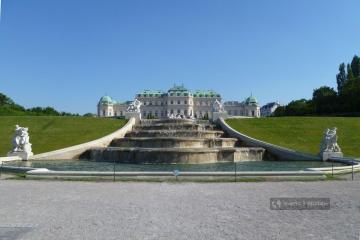Austria - Wiedeń - Belweder