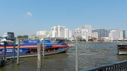 Tajlandia. Powrót do Bangkoku.