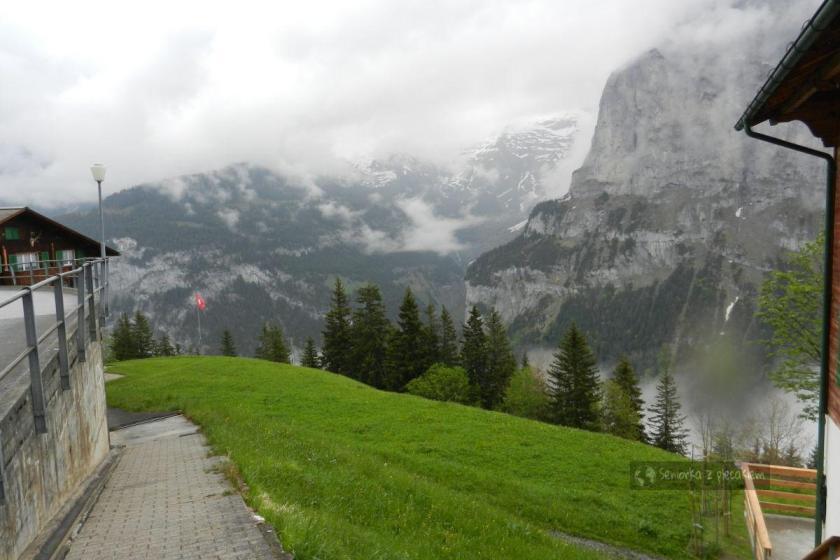 Murren w Szwajcarii