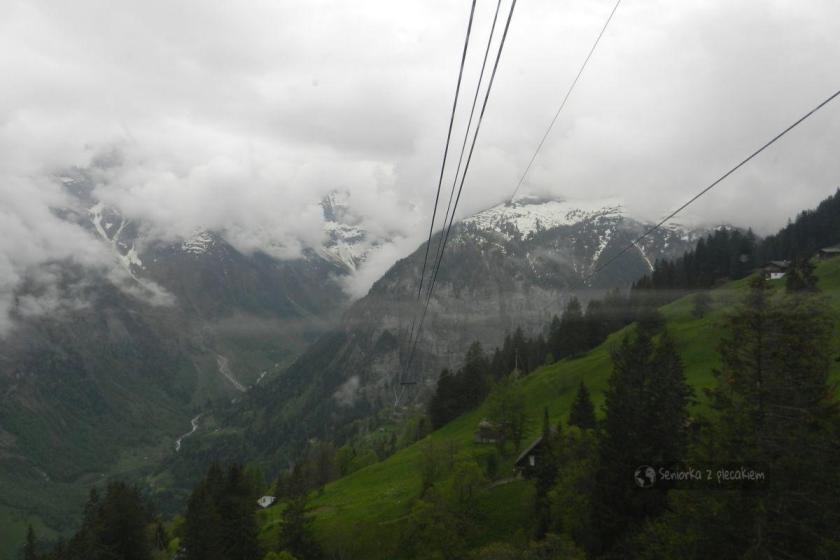 Szwajcaria Murren