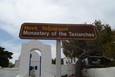 Monastyr Taxiarches na Serifos