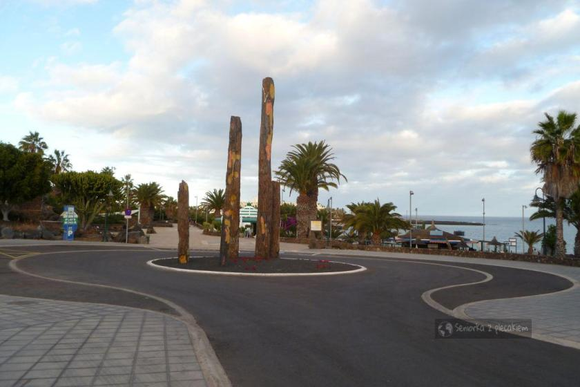 Rondo w Costa Teguise