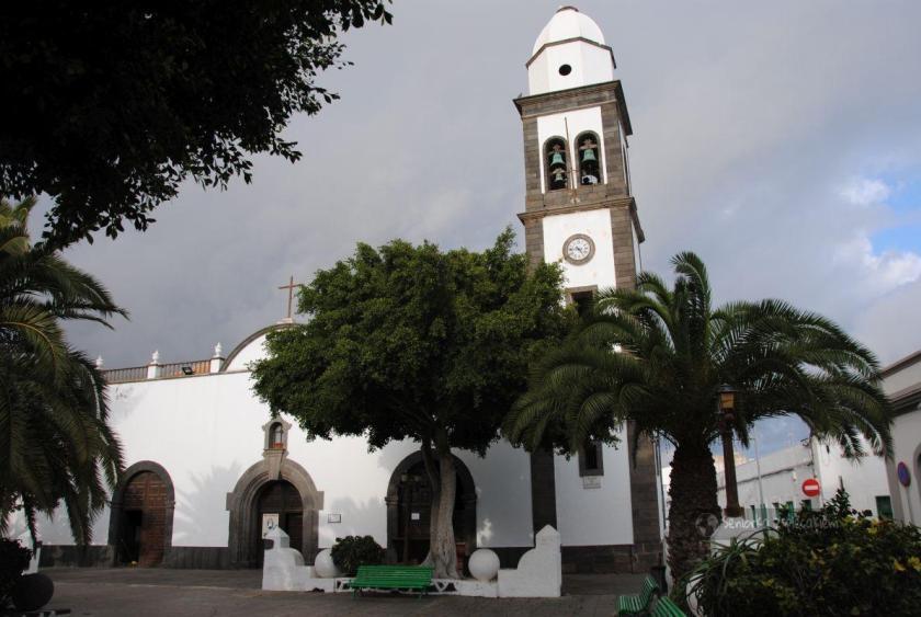 Lanzarote - Arrecife - stolica wyspy