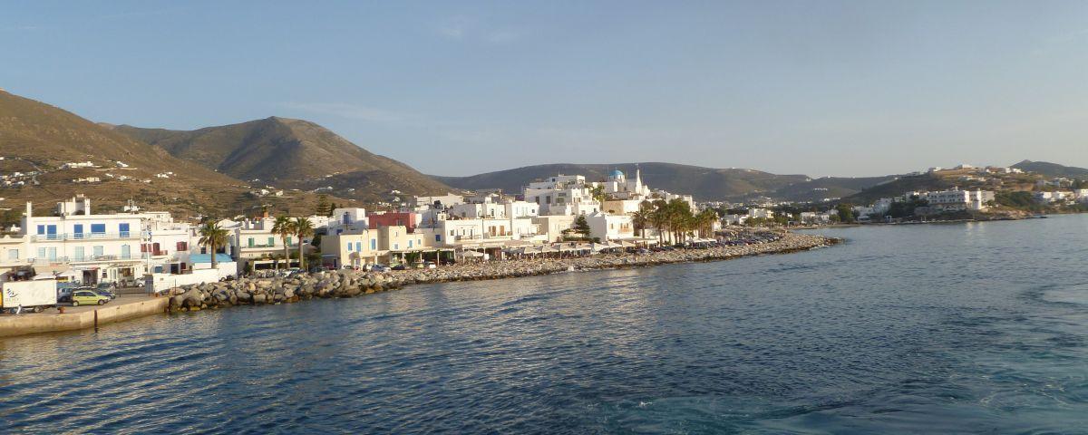 Grecja - Cyklady - Paros