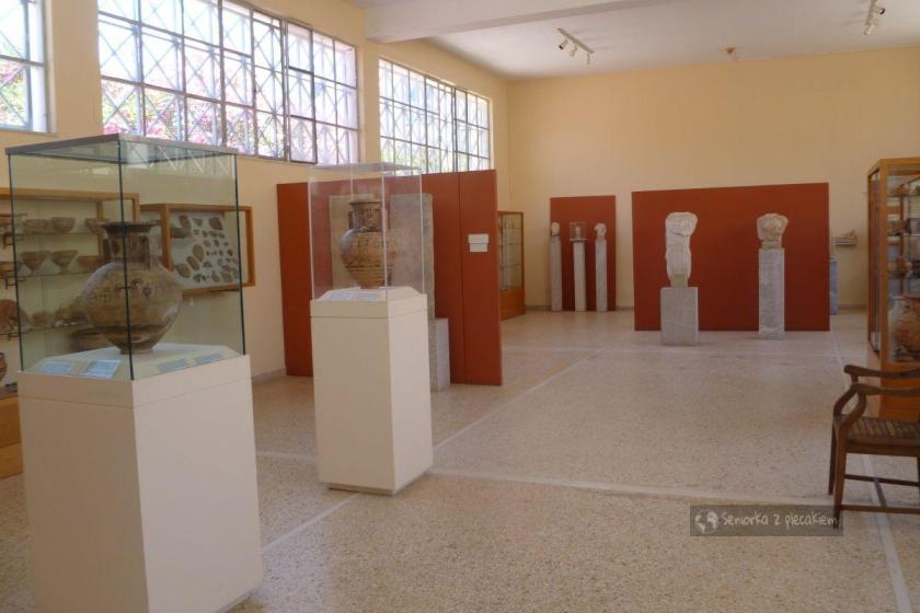 Muzeum Archeologiczne w Parikia