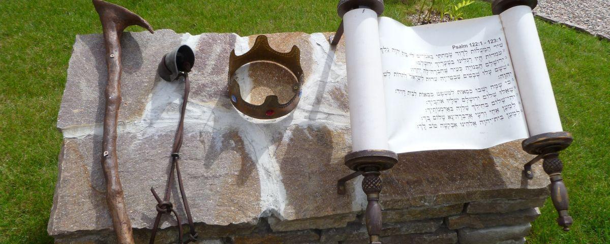 Muszyna - Ogród Biblijny