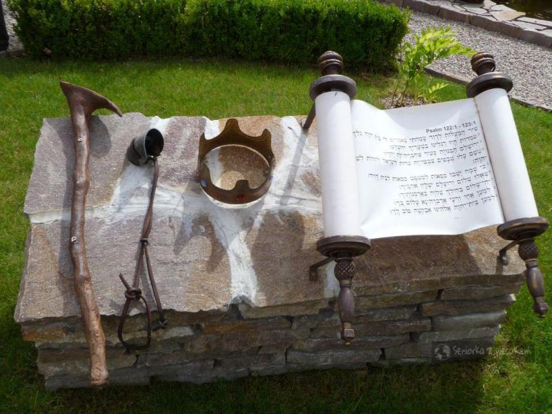 Ogród Biblijny w Muszynie