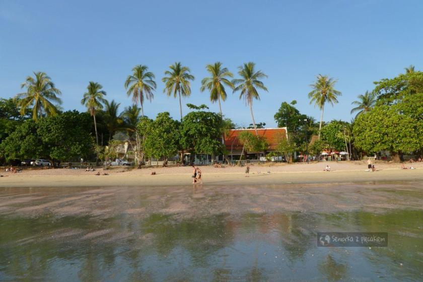 Ao Nang w prowincji Krabi