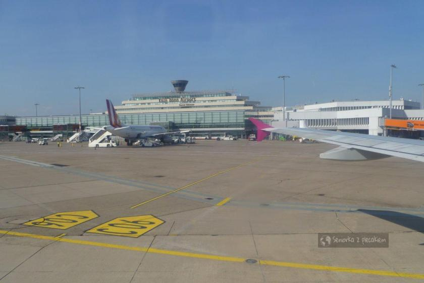 Niemcy - lotnisko Kolonia/Bonn
