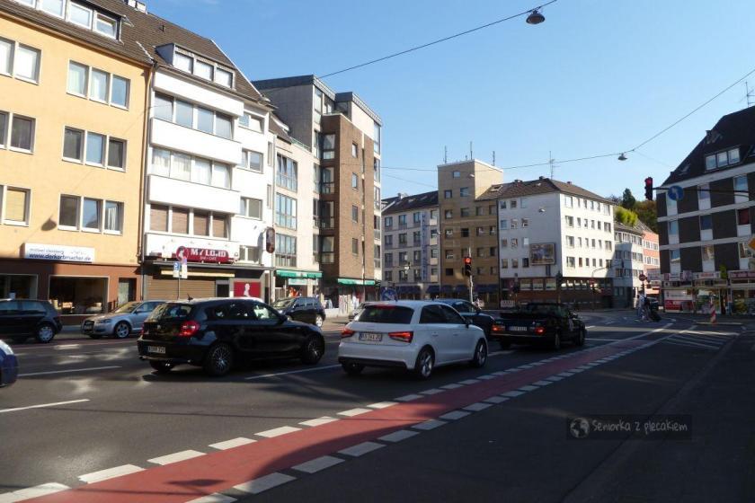 Ulica w Kolonii
