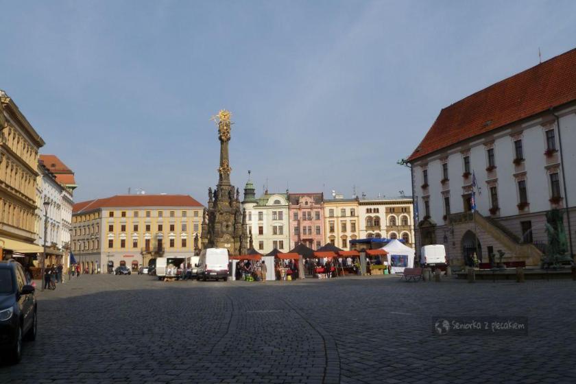 Kolumna św. Trójcy w Ołomuńcu