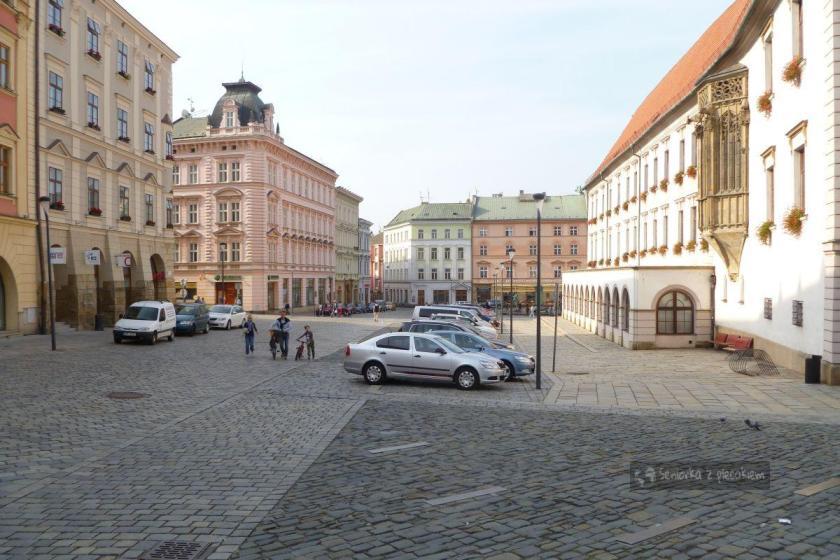 Rynek Górny w Ołomuńcu