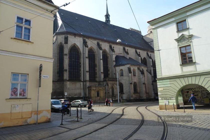 Ołomuniec - starówka - kościół