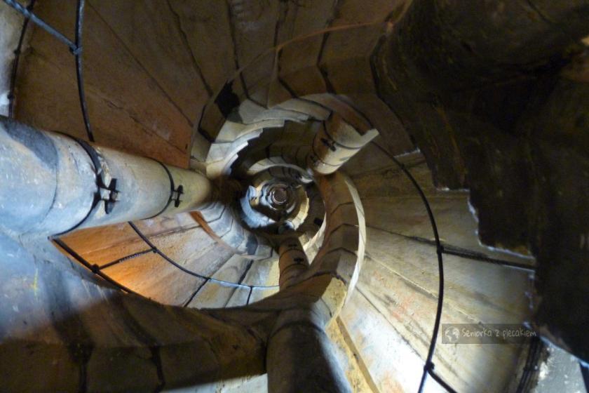 Ołomuniec - wieża