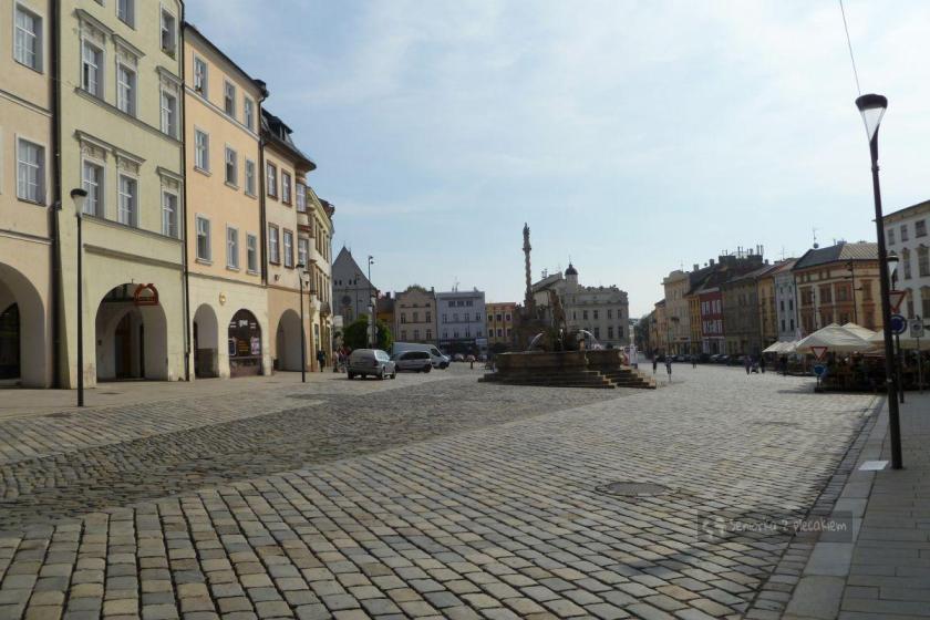 Dolny Rynek w Ołomuńcu