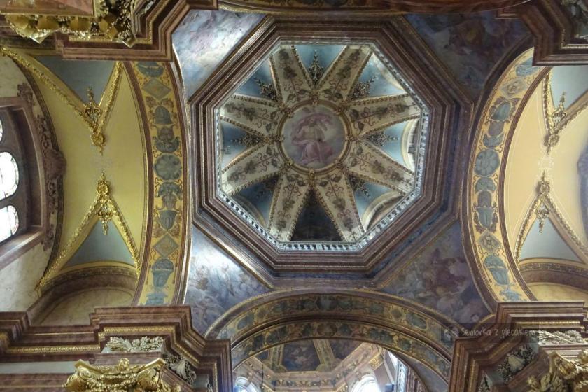 Ołomuniec - kościół