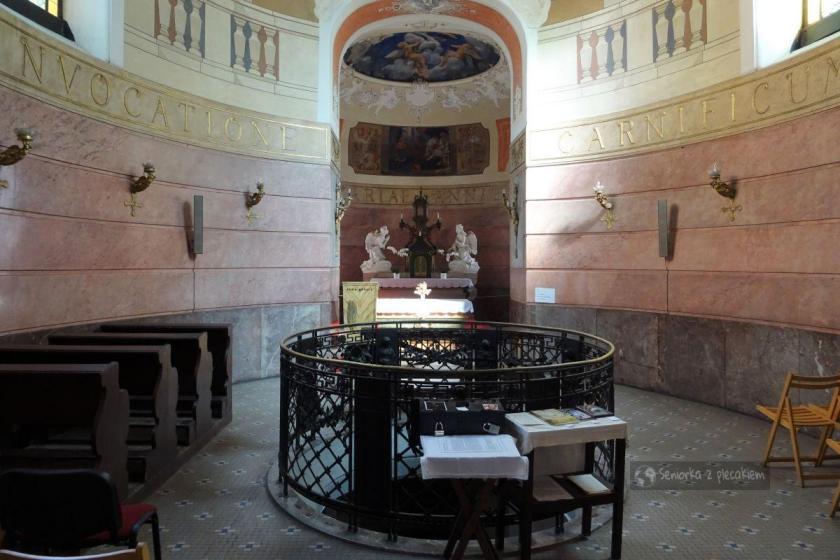 Kaplica Sarkandera