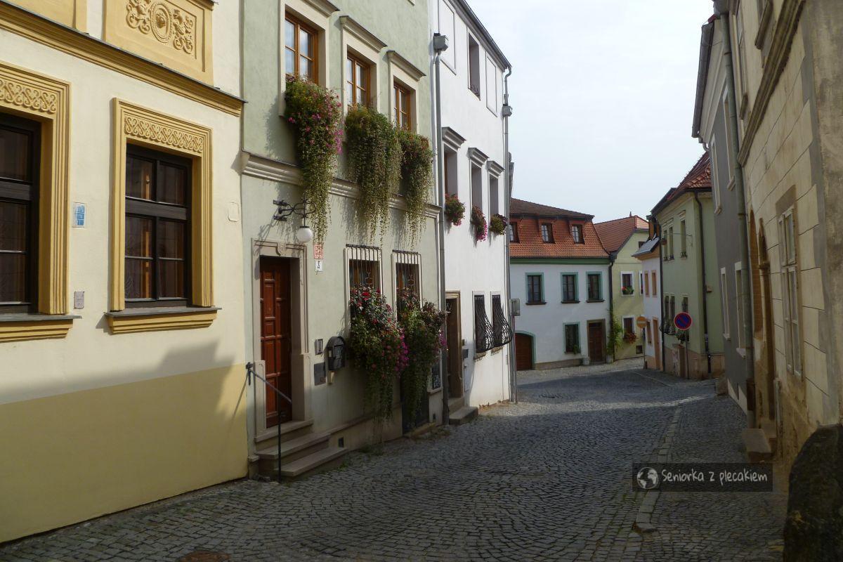 Ulice, uliczki i zaułki Ołomuńca