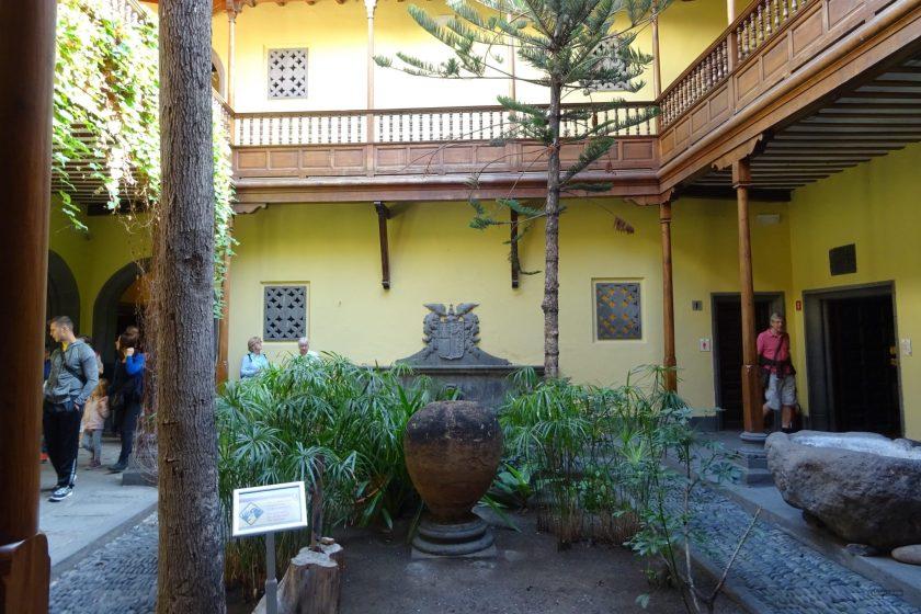 Muzeum Krzysztofa Kolumba w Las Palmas