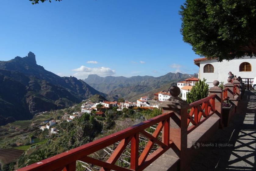 Gran Canaria - Tejeda