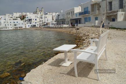 Grecja - Cyklady - Paros - Naoussa