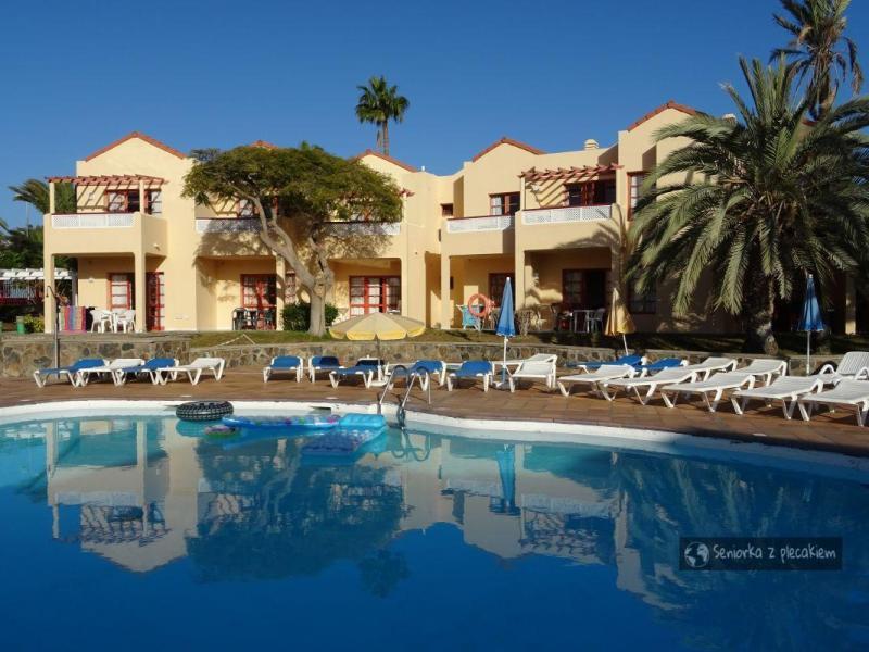 Recenzja: Apartamentos The Koala Garden Suites, Gran Canaria