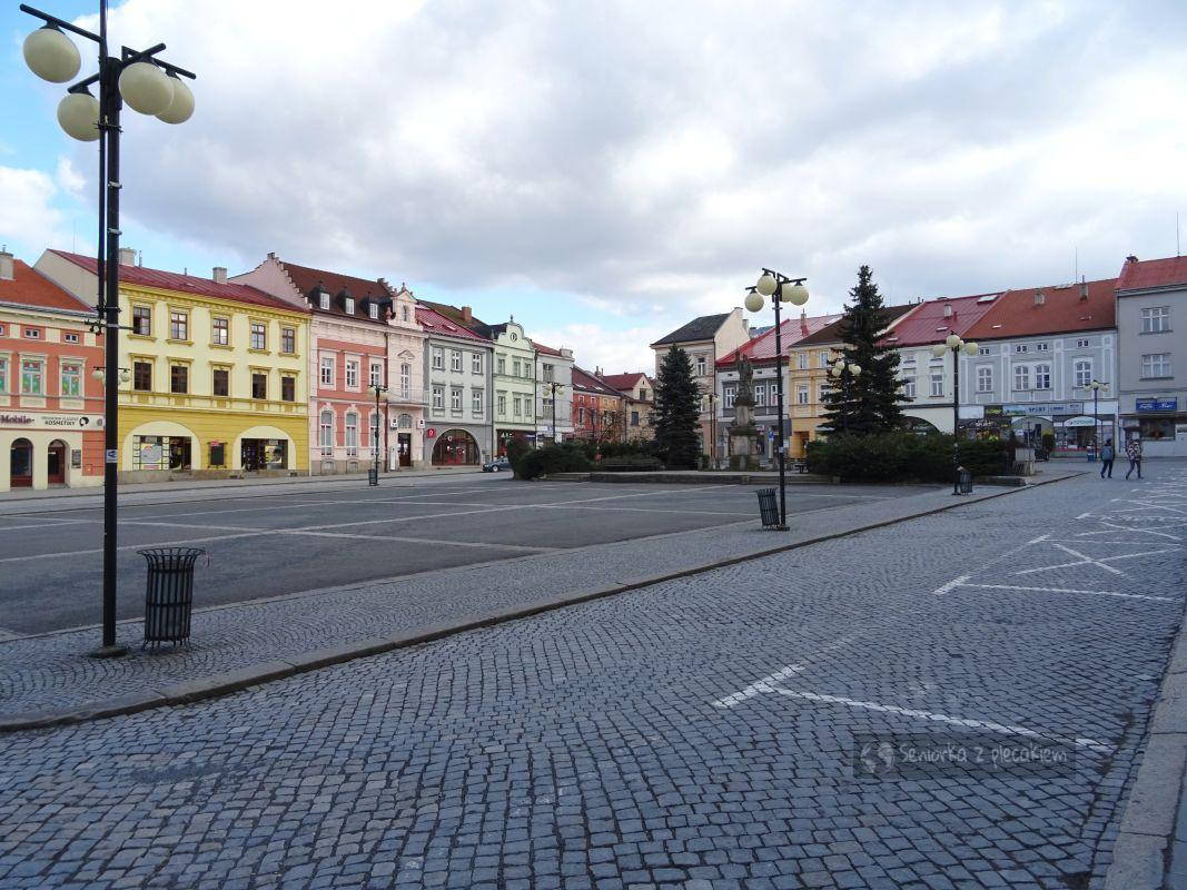Valasske Mezirici - rynek