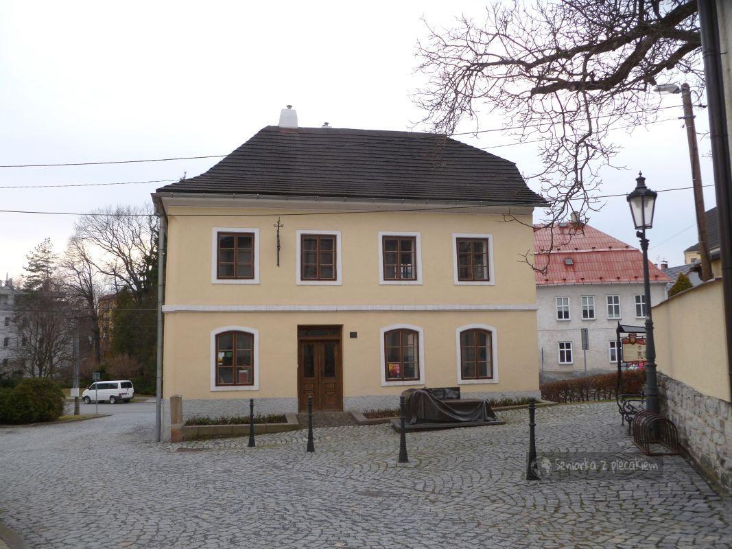 Pribor - muzeum Freuda