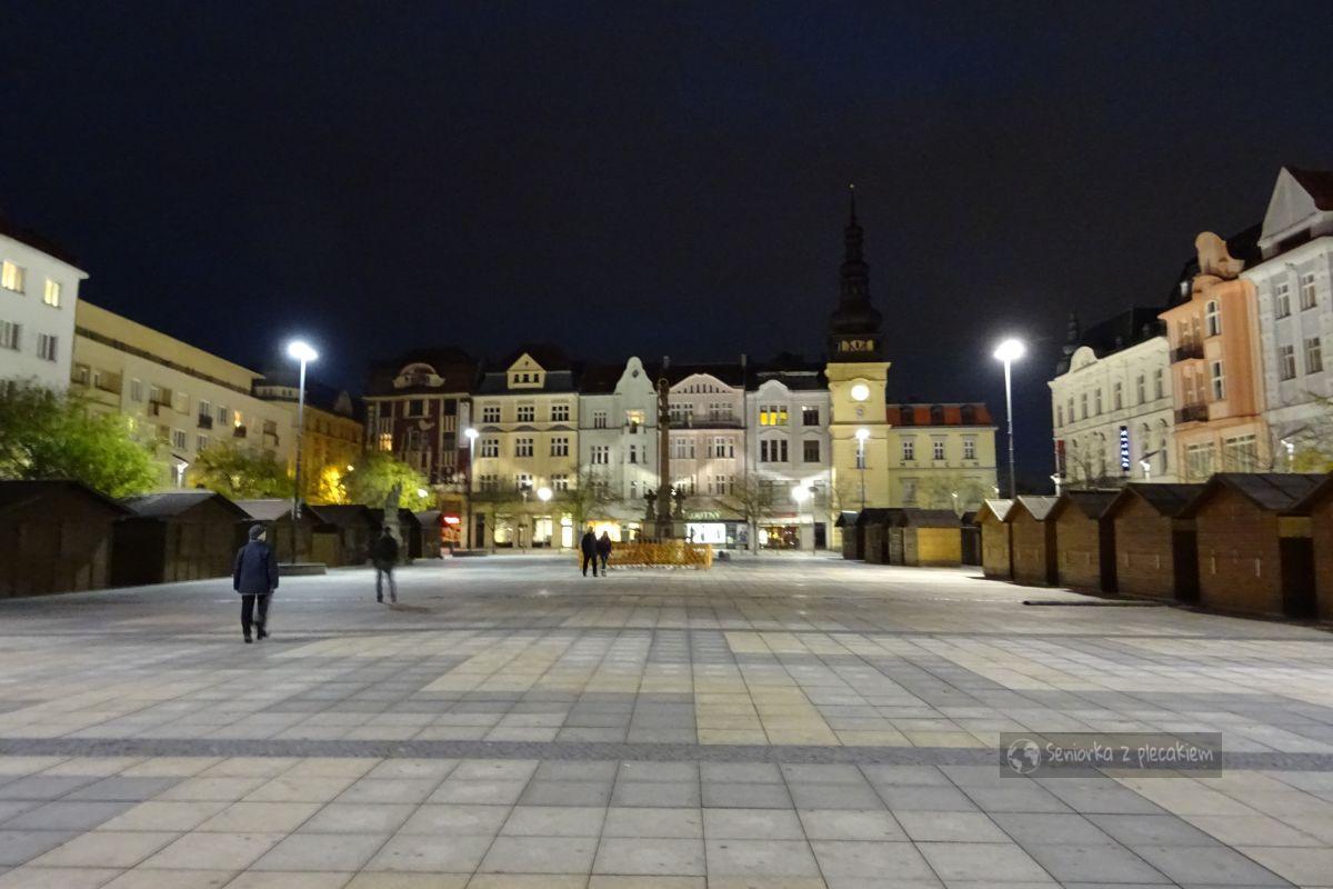 Spacer po Ostrawie