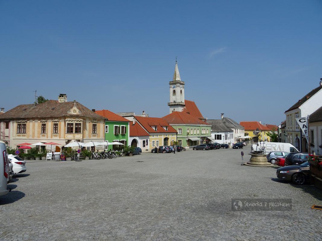 Austria: Rust, Eisenstadt, Purbach