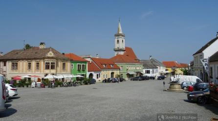 Austria: Rust, Eisnestadt, Purbach