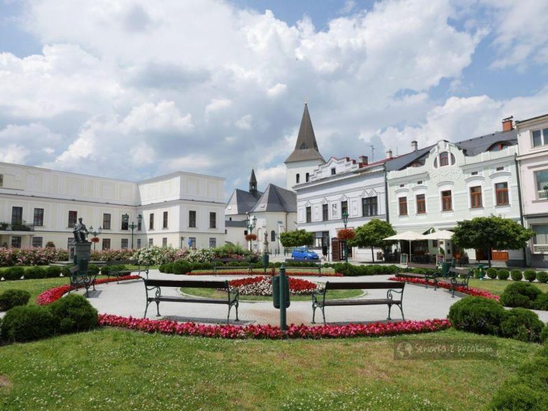 Czeskie miasteczka: Karwina i Frydek-Mistek