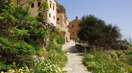 Zakamarki Peloponezu – Monemwasia