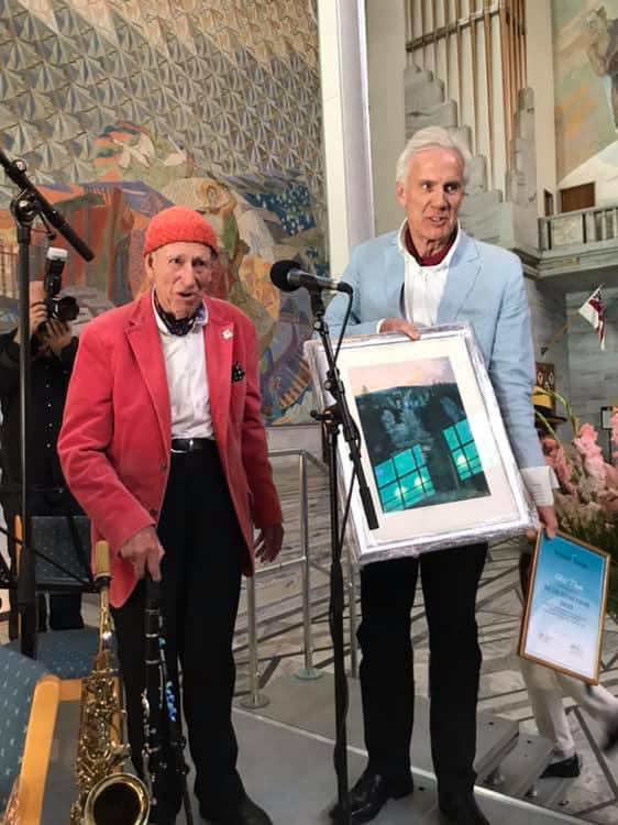 Hederssenior 2019 Olav Thon