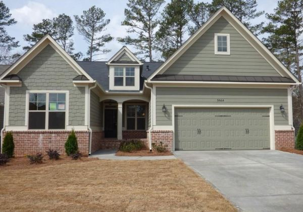 Ranch Home In Kennesaw Victoria Crossing