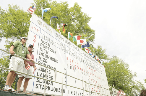The Cut is 7-over (photo: PGA of America)