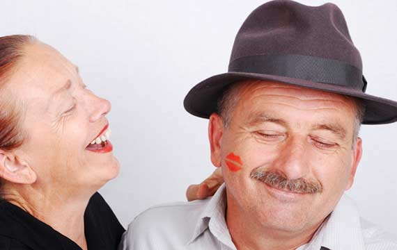 Senior citizen dating site