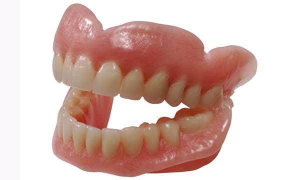 Dating a man with false teeth