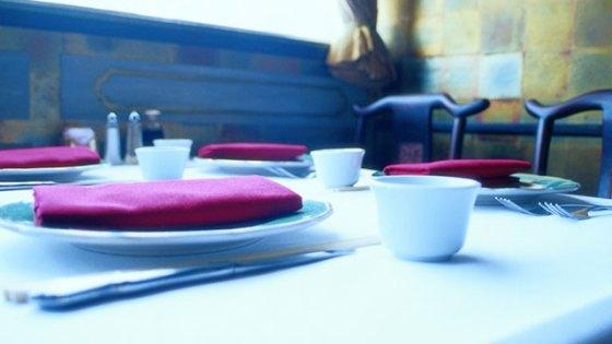 restaurant--table
