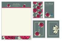 Rose and Meadow Lily Package Updated Fonts and Icons