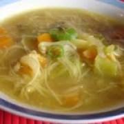 soupe chinoise