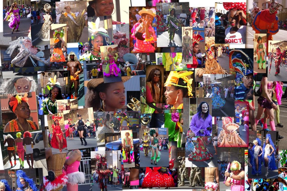 Carnaval en Martinique : mariage burlesque et diable rouge
