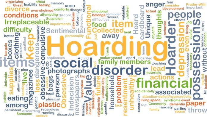hoarding