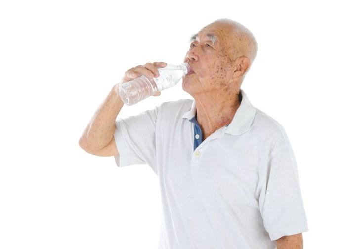 Senior Dehydration