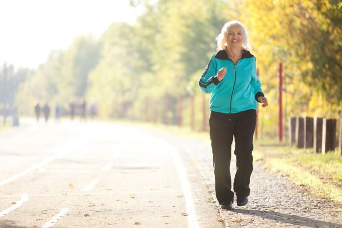 Senior Pedestrian Safety