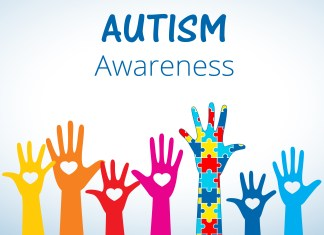 senior with autism